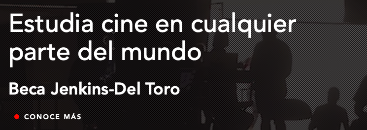 Beca Jenkins – Del Toro