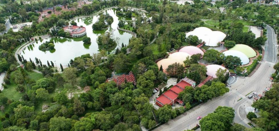 Segunda Sección del Bosque de Chapultepec
