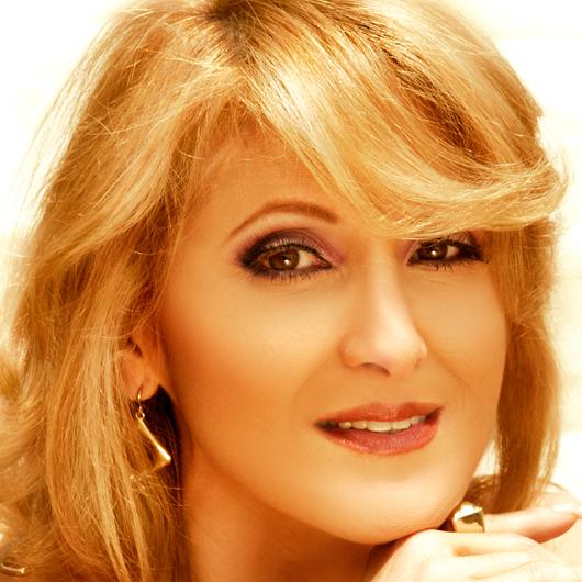 Retrato de la actriz Rosita Pelayo